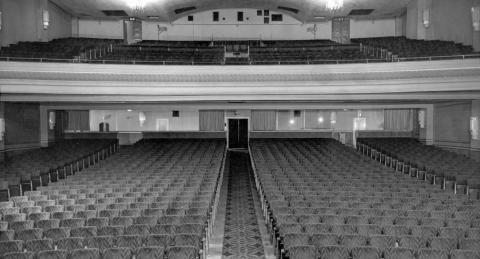 Tomt teater